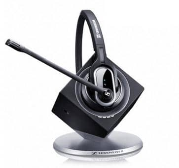 Sennheiser DW Pro1 USB DECT Headset mono Skype For Business