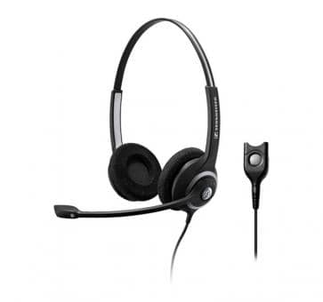 EPOS Sennheiser SC 262 Headset Duo low Imped. 504410