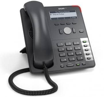 snom 710 IP phone - Essential functionality