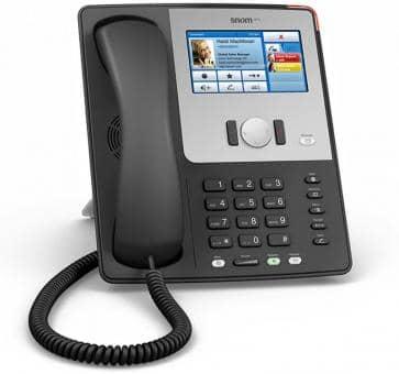 SNOM 870 Black Premium Business VoIP Phone