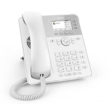 SNOM D717 IP phone PoE white (without PSU)
