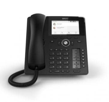 SNOM D785 IP Phone PoE (without PSU)