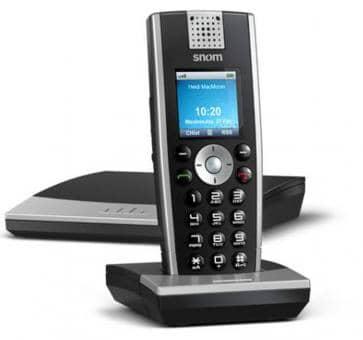SNOM M9R VoIP DECT IP phone