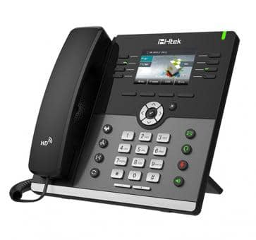 tiptel Htek UC924 IP phone
