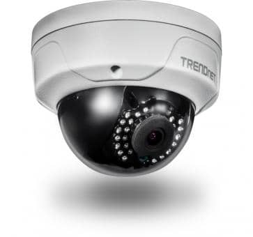 TRENDnet TV-IP315PI IP camera Outdoor Full HD 4MP PoE IR Fixed Dome 4mm