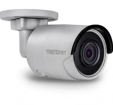 TRENDnet TV-IP318PI IP camera Indoor/Outdoor 8MP 4k PoE IR Bullet 2.8mm