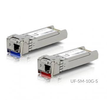 Ubiquiti UF-SM-10G-S U Fiber, Single-Mode Module 10G 2-Pack