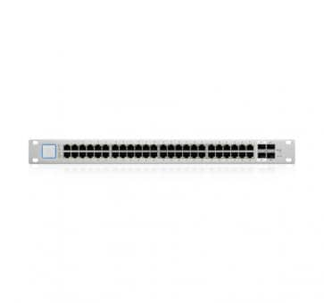 Ubiquiti UniFi US-48-500W Gigabit PoE Switch 48x RJ45 2x SFP
