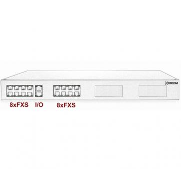 Xorcom Astribank - 16 FXS - XR0003 - 1U