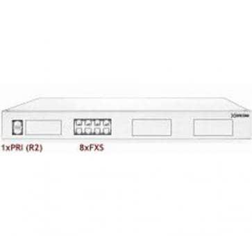 Xorcom Astribank - 1 PRI + 8 FXS - XR0048 - 1U