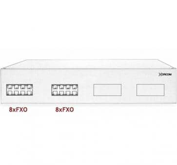 Xorcom IP PBX - 16 FXO - XR2020