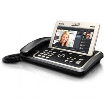 Yealink VP530 IP Video Phone (no PSU)