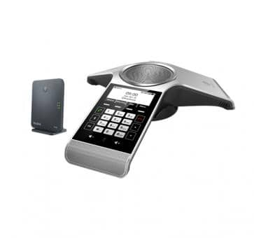 Yealink CP930W-Base SIP IP conference phone with DECT basestation