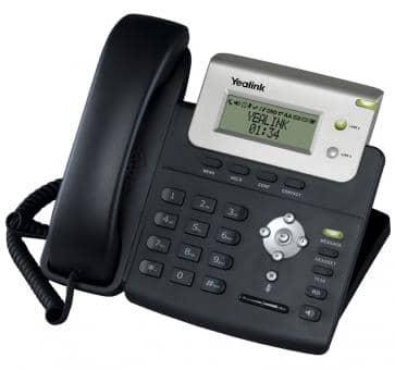 Yealink SIP-T20P IP Phone (no PSU)