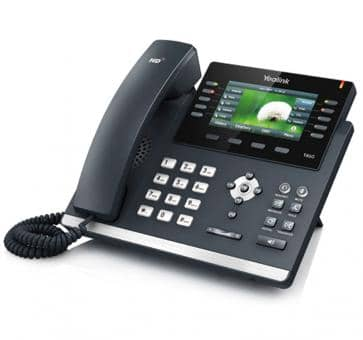 Yealink SIP-T46G IP Phone (no PSU)