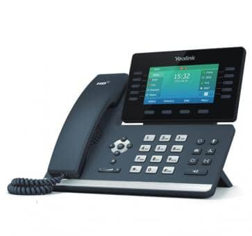 Yealink SIP-T54S IP phone (without PSU)