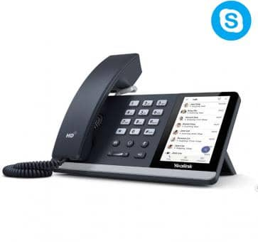 Yealink SIP-T55AIP phones Skype for Business  (without PSU)