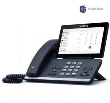 Yealink SIP-T56A IP phones Teams Edition (without PSU)