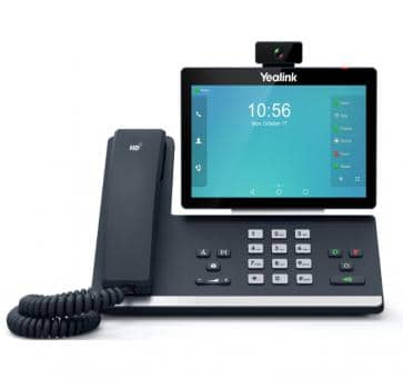 Yealink SIP-T58A with camera SIP IP phone  (without PSU)