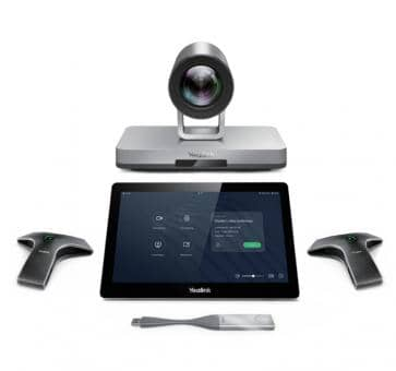 Yealink VC800 VCM CTP IP video conference solution