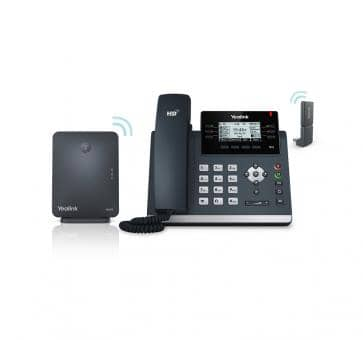 Yealink SIP-W41P SIP IP DECT phone Package